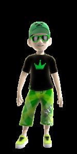 Gamer Greenie
