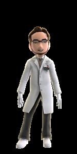 Mr Whiteshirt