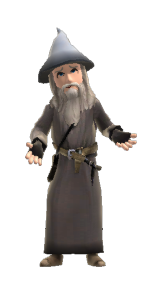 The Gandalf Fan