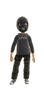 The Masked Geek